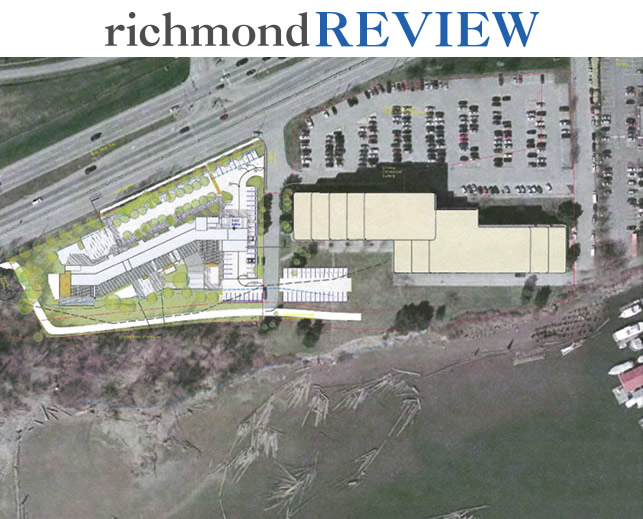 Richmond Review Covers Autism Centre Plans