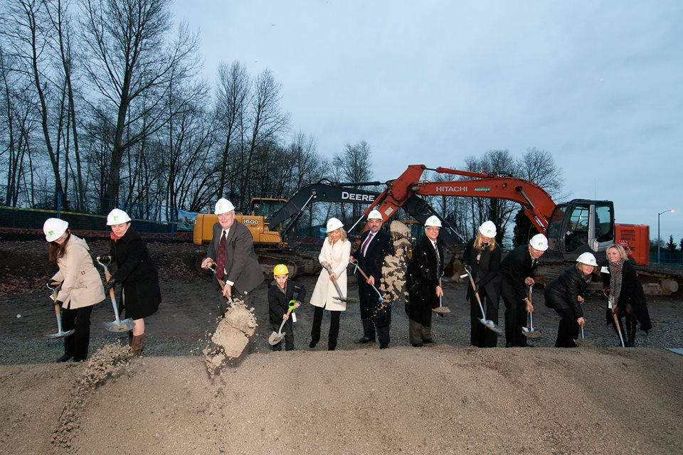 VIDEO OF OPENING REMARKS AT GROUND BREAKING CEREMONY DEC 2014