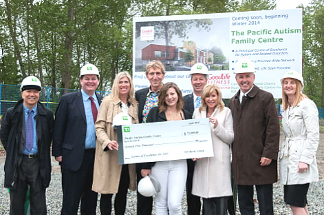 $75,000 Donation from TD Bank Group