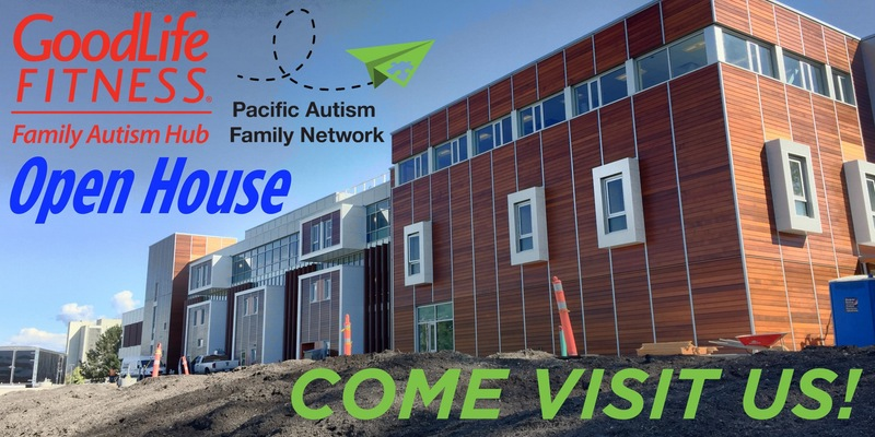 Open house at the GoodLife Fitness Family Autism Hub
