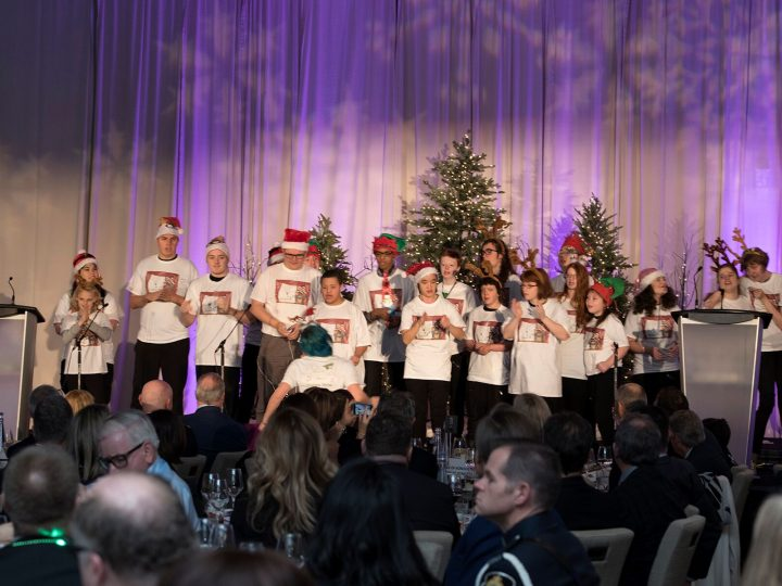PAFN Creates Canada's Largest Luncheon for Autism