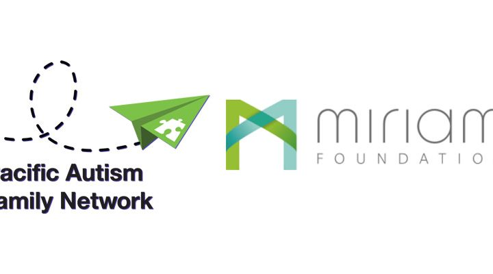 PAFN & MIRIAM FOUNDATION RECEIVE FEDERAL FUNDING TO HELP CANADIANS IMPACTED BY AUTISM